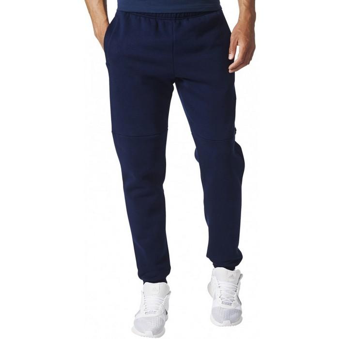 Spodnie dresowe męskie ESSENTIALS LOGO BQ9565 ADIDAS