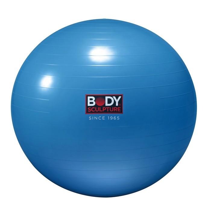 Piłka gimnastyczna ANTI-BURST BB 001 65cm BODY SCULPTURE