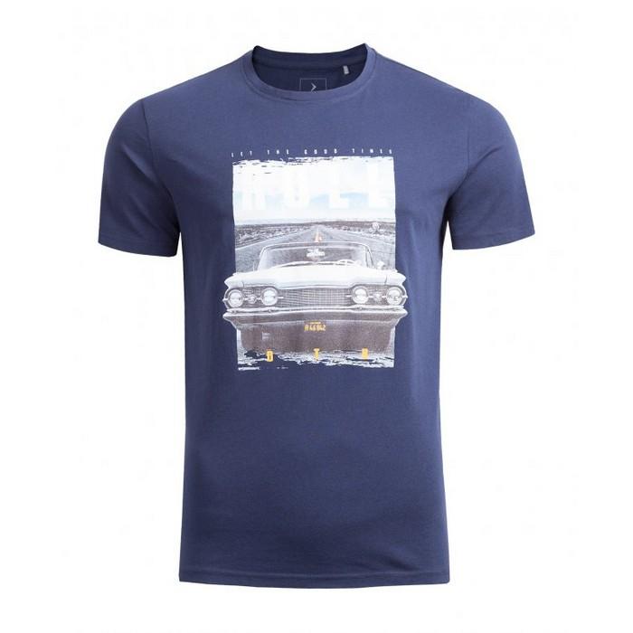 Koszulka męska HOL19-TSM609 31S OUTHORN