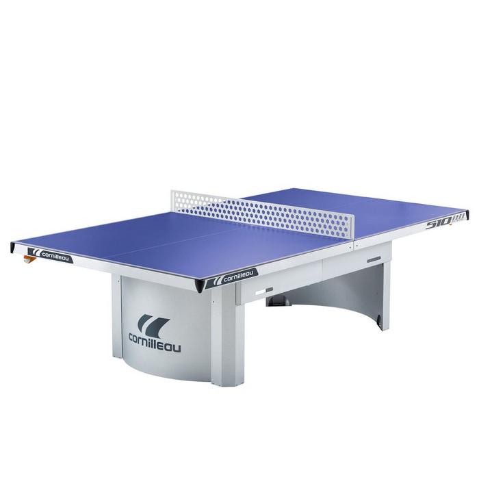 Stół tenisowy do ping ponga PRO 510M OUTDOOR CORNILLEAU Niebieski