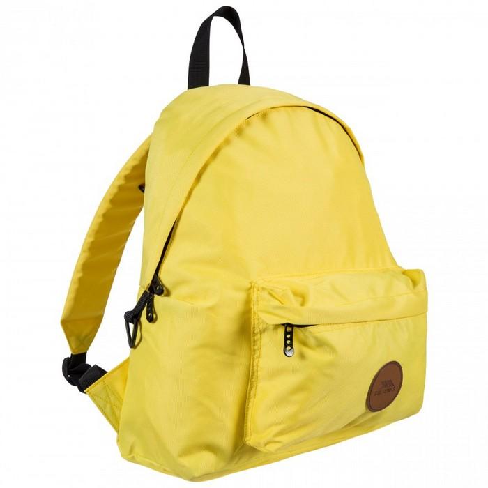 Plecak miejski szkolny 18L AABNER TRESPASS Yellow