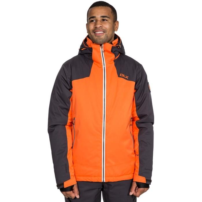 Kurtka narciarska męska COULSON DLX TRESPASS Orange