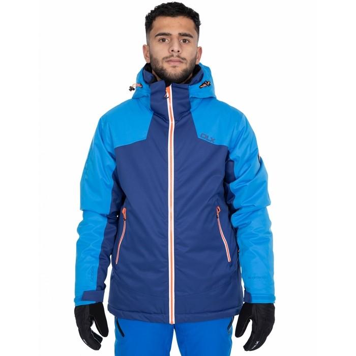 Kurtka narciarska męska COULSON DLX TRESPASS Twilight