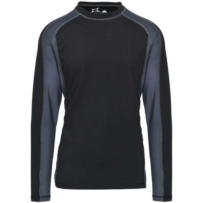 Koszulka termoaktywna męska EXPLORE TP75 TRESPASS Black