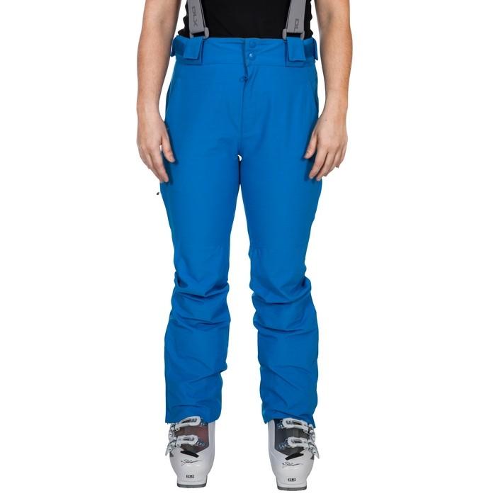 Spodnie narciarskie damskie JACINTA DLX TRESPASS Vibrant Blue
