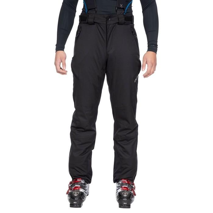 Spodnie narciarskie męskie KRISTOFF DLX TRESPASS Black