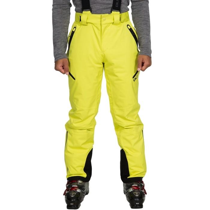 Spodnie narciarskie męskie KRISTOFF DLX TRESPASS Limeade