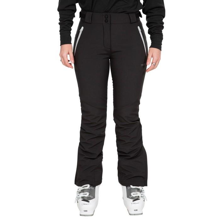 Spodnie narciarskie damskie LOIS TP75 TRESPASS Black