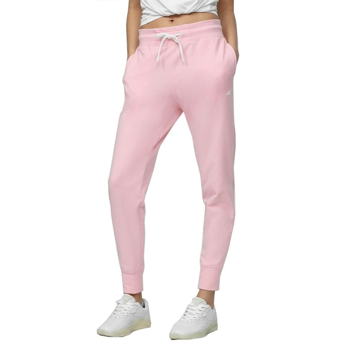 Spodnie dresowe damskie NOSD4-SPDD300 56M 4F