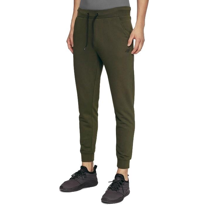 Spodnie dresowe męskie NOSD4-SPMD301 43S 4F