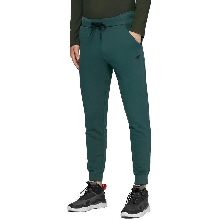 Spodnie dresowe męskie NOSD4-SPMD301 46S 4F