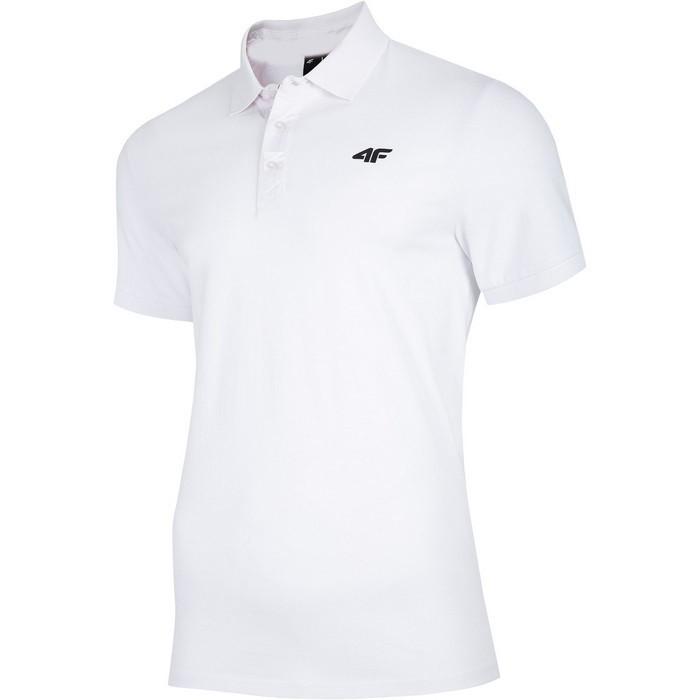 Koszulka polo męska NOSH4-TSM007 10S 4F