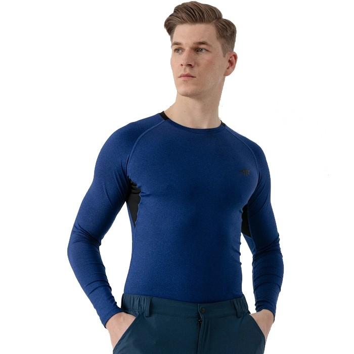 Koszulka treningowa męska NOSH4-TSMLF002 30M 4F