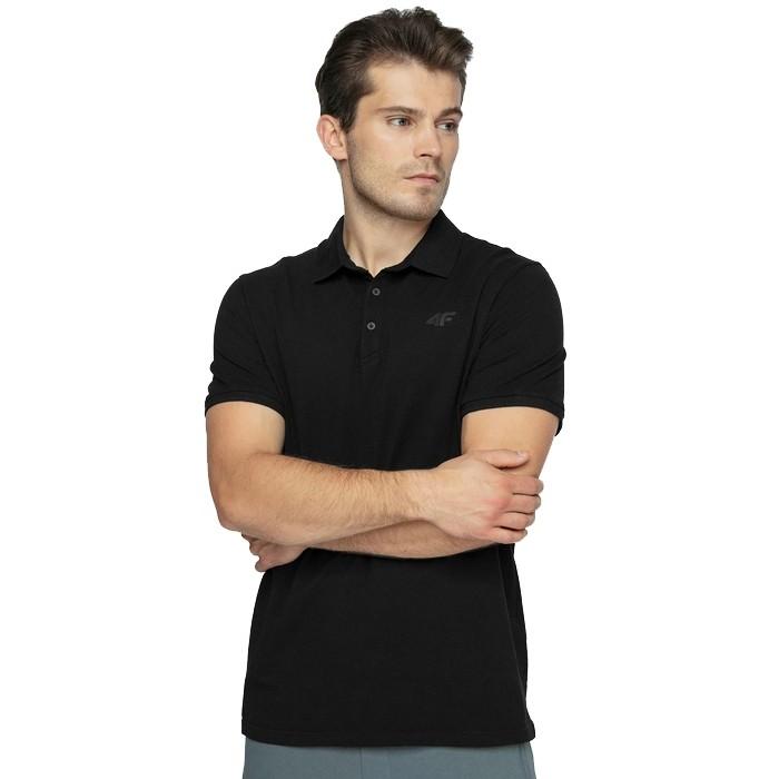 Koszulka polo męska NOSH4-TSM008 31S 4F