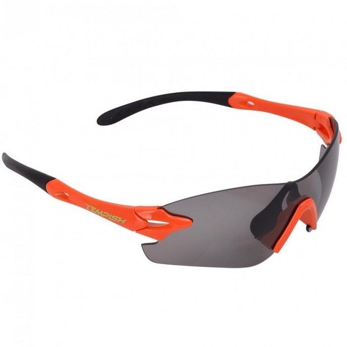 Okulary przeciwsłoneczne sportowe LAKI TEMPISH Orange