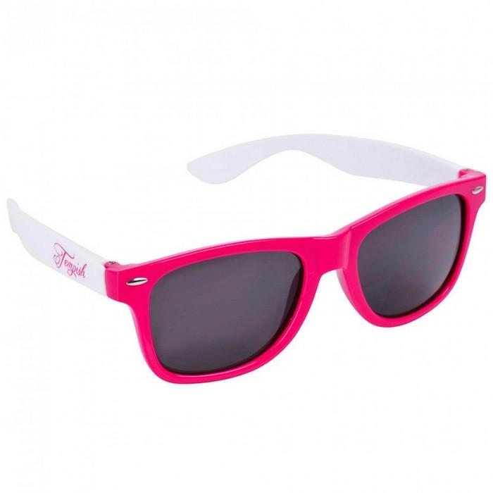 Okulary przeciwsłoneczne RETRO TEMPISH Pink