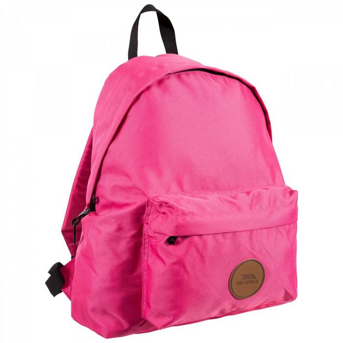 Plecak miejski szkolny 18L AABNER TRESPASS Pink