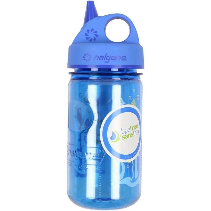 Butelka na napoje 300ml GRIP-N-GULP KIDS 2182 NALGENE Blue