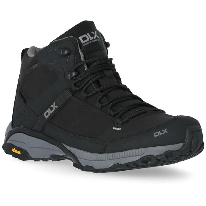 Buty trekkingowe męskie RENTON DLX TRESPASS Black