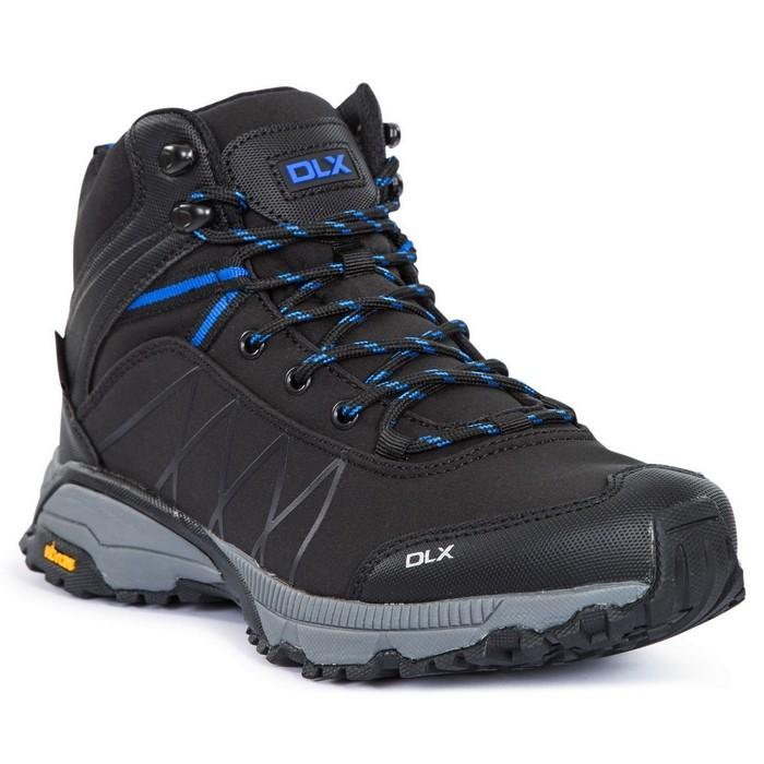 Buty trekkingowe męskie RHYTHMIC II DLX TRESPASS Black