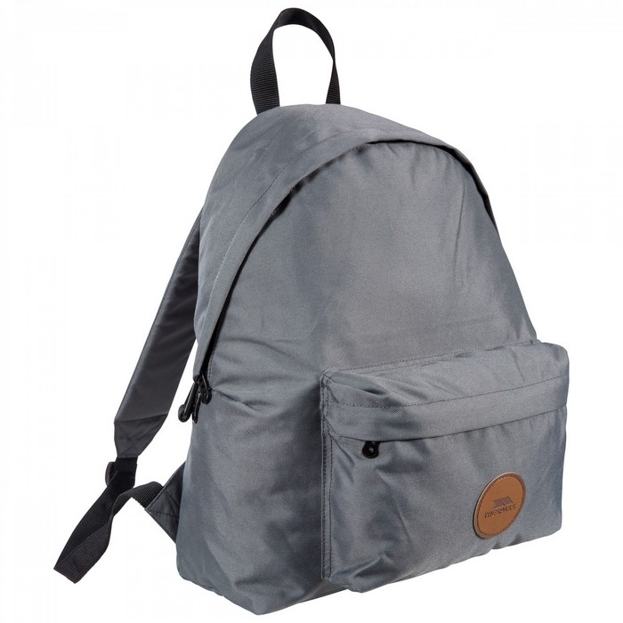 Plecak miejski szkolny 18L AABNER TRESPASS Grey