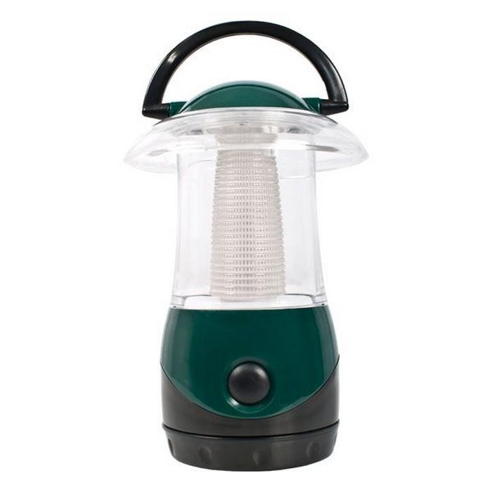 LAMPA KEMPINGOWA LED EMBERS DARK GREEN TRESPASS