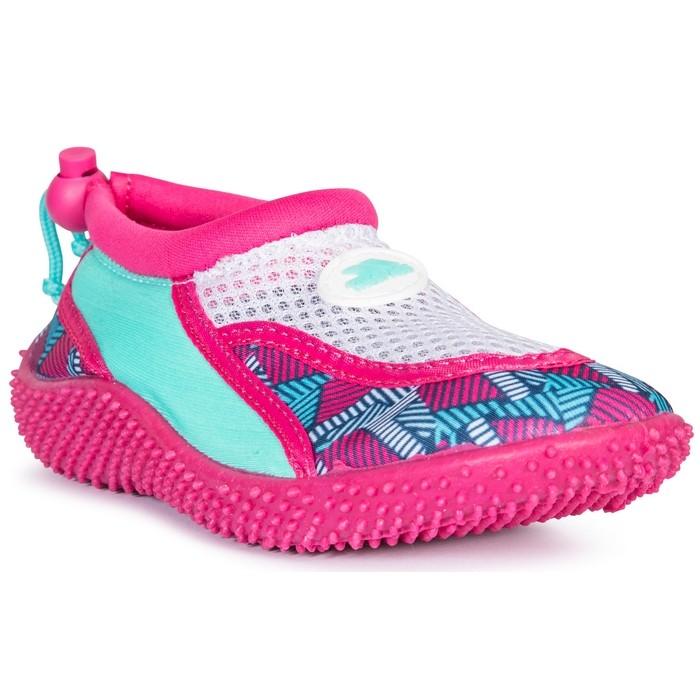 Buty do wody dziecięce SQUIDETTE TRESPASS Pink Lady Print