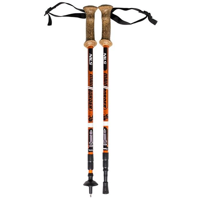 Kije trekkingowe (para) TK696 65-135cm NILS