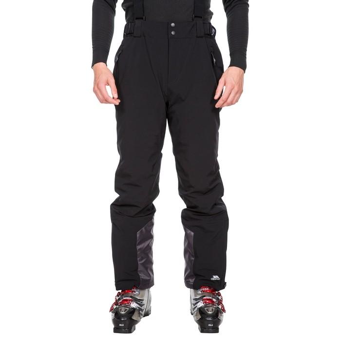 Spodnie narciarskie męskie TREVOR TP50 TRESPASS Black