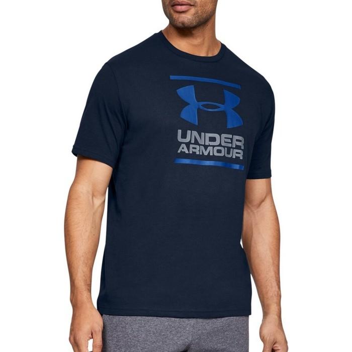 Koszulka męska GL FOUNDATION SS T 1326849-408 UNDER ARMOUR