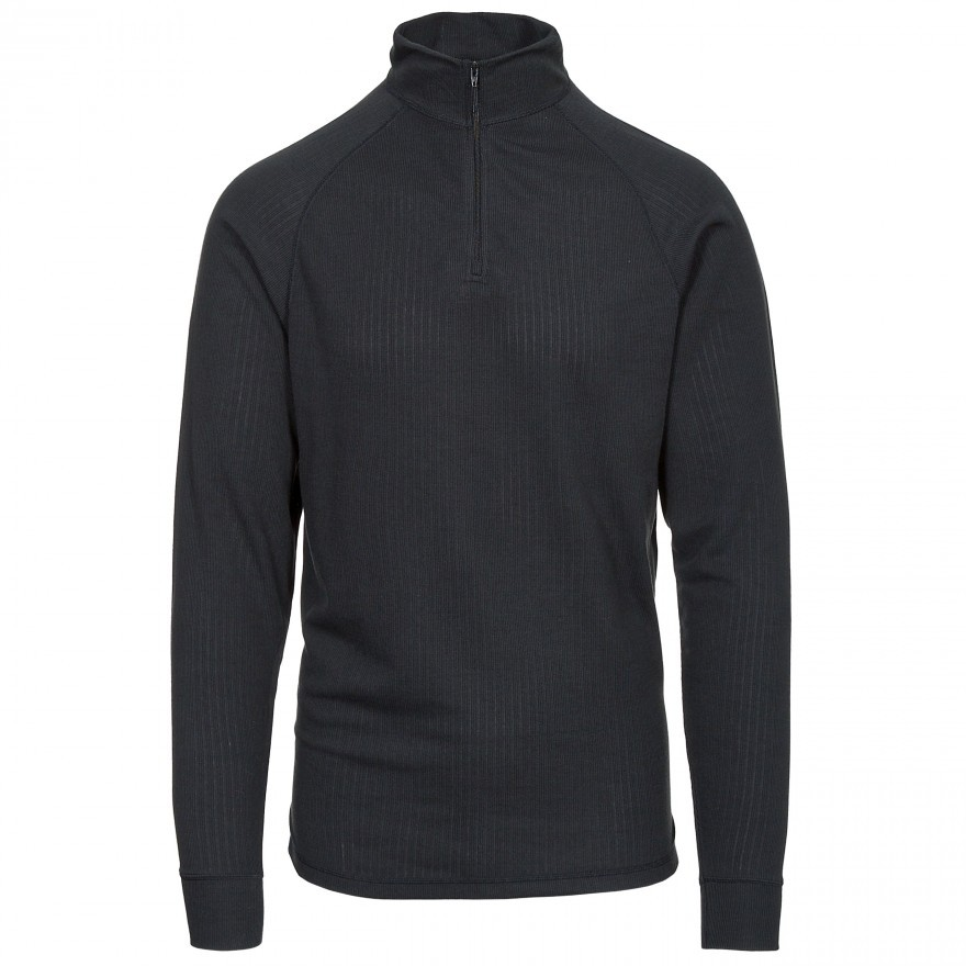 Koszulka termoaktywna unisex WISE360 TP50 TRESPASS Black