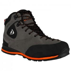 Buty trekkingowe męskie CASTOR HIGH STX BERGSON Anthracite/Black