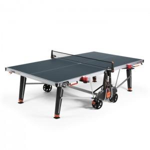 Stół tenisowy do ping ponga 600X OUTDOOR CORNILLEAU Niebieski