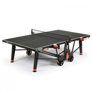 Stół tenisowy do ping ponga 700X OUTDOOR CORNILLEAU Czarny