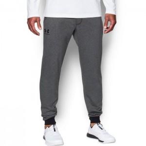Spodnie dresowe męskie SPORTSTYLE TRICOT JOGGER 1290261-090 UNDER ARMOUR