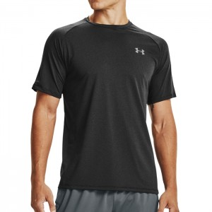 Koszulka techniczna męska UA TECH 2.0 SS 1326413-001 UNDER ARMOUR