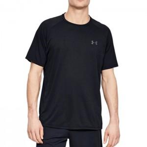 Koszulka techniczna męska UA TECH 2.0 SS NOVELTY 1345317-001 UNDER ARMOUR