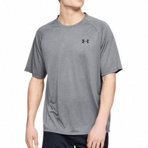 Koszulka techniczna męska UA TECH 2.0 SS NOVELTY 1345317-012 UNDER ARMOUR