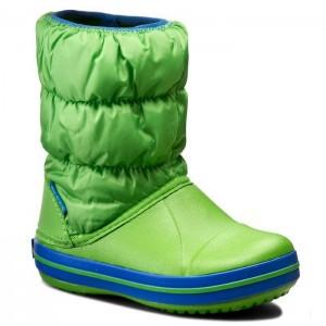 Buty śniegowce dziecięce WINTER PUFF BOOT K14613-367 CROCS