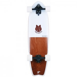 """Longboard SURFY II 32,5"""" 63x53mm 78A TEMPISH"""