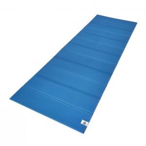 Mata do jogi składana RAYG-11050BL 180x60x0,6cm REEBOK