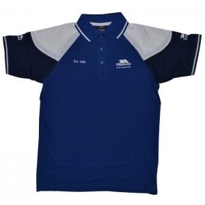 Koszulka polo męska STAFF POLO TRESPASS Blue