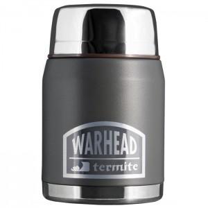 TERMOS ŻYWNOŚCIOWY WARHEAD JAR 460ml GREY TERMITE