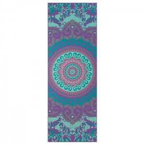 Mata do jogi MOROCCAN GARDEN 4mm 62612 GAIAM