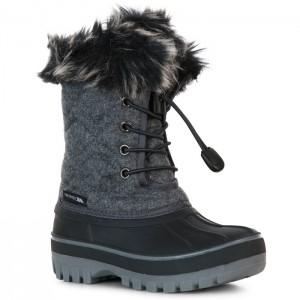 Buty śniegowce dziecięce AINE TRESPASS Grey