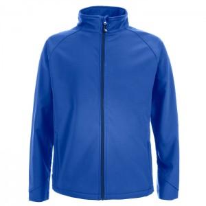 Kurtka softshell męska AKRON TP50 TRESPASS Electric Blue