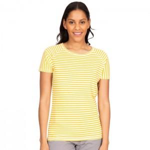 Koszulka damska ANI TRESPASS Sunshine Stripe