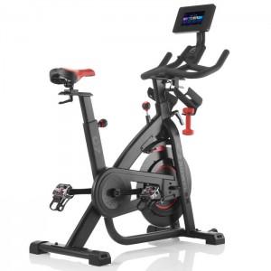 Rower treningowy spiningowy + hantle 2x1,5kg C7 BOWFLEX