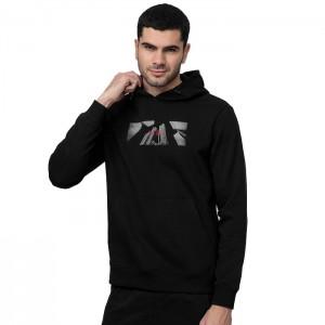 Bluza z kapturem męska D4L21-BLM202 20S 4F