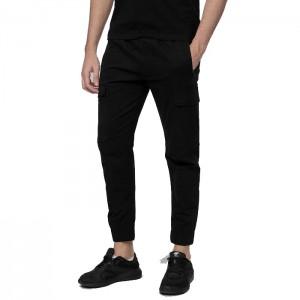 Spodnie miejskie casual męskie D4L21-SPMC202 20S 4F